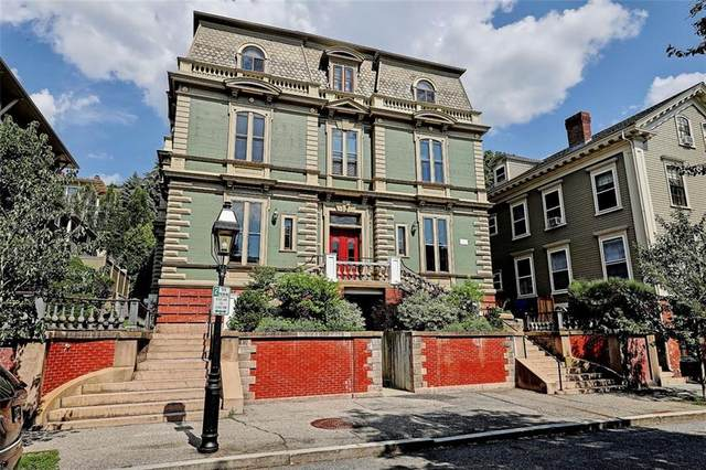 119 Benefit Street #5, East Side of Providence, RI 02903 (MLS #1289342) :: Spectrum Real Estate Consultants