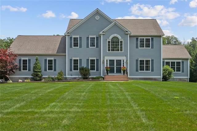 196 Touisset Road, Warren, RI 02885 (MLS #1289362) :: Spectrum Real Estate Consultants