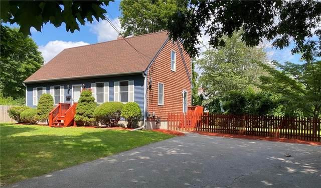 17 Arvin Avenue, Barrington, RI 02806 (MLS #1289388) :: The Martone Group