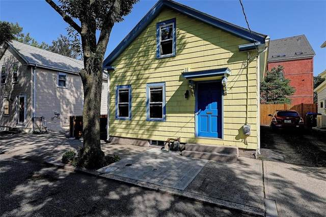 93 Arnold Street, East Side of Providence, RI 02906 (MLS #1289407) :: Nicholas Taylor Real Estate Group