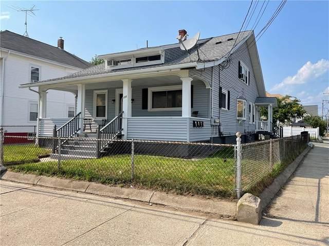 100 John Street, Pawtucket, RI 02861 (MLS #1289455) :: The Martone Group