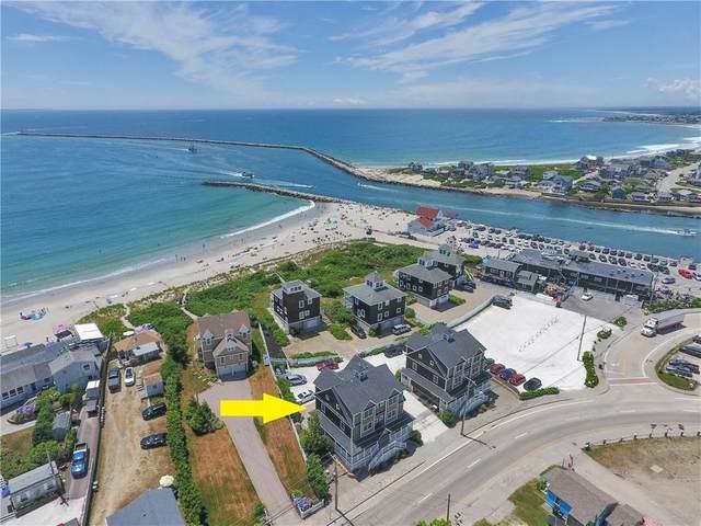 232 Sand Hill Cove A4, Narragansett, RI 02882 (MLS #1289457) :: The Seyboth Team