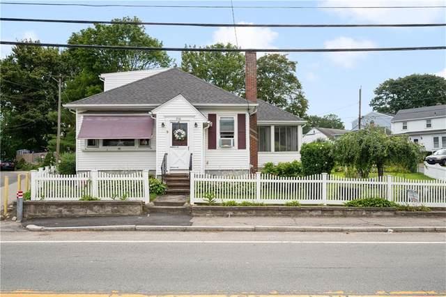 958 Atwood Avenue, Johnston, RI 02919 (MLS #1289498) :: Westcott Properties