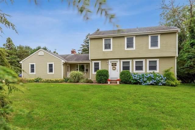 11 Cedar Crest Drive, Westerly, RI 02891 (MLS #1289501) :: Chart House Realtors