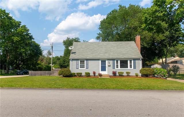 11 Longfellow Drive, Warwick, RI 02818 (MLS #1289509) :: Century21 Platinum