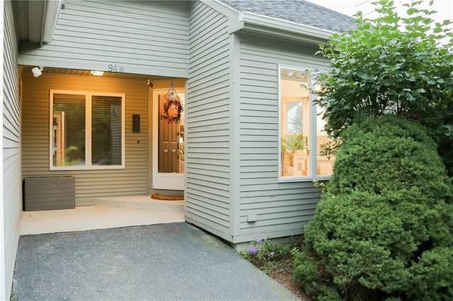 94 Nipmuc Trail B, North Providence, RI 02904 (MLS #1289664) :: Century21 Platinum
