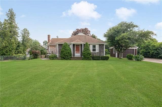 300 Kingstown Road, Narragansett, RI 02882 (MLS #1289704) :: Westcott Properties