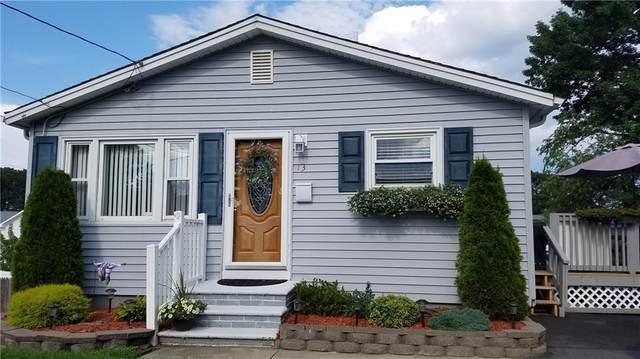 13 Tarklin Street, North Providence, RI 02904 (MLS #1289708) :: The Martone Group