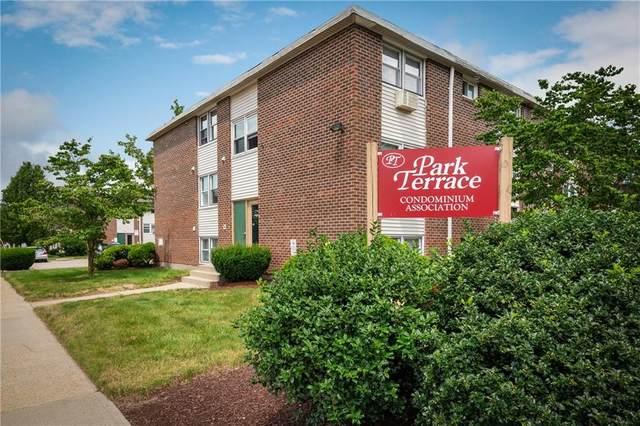 50 Carnation Street #9, Pawtucket, RI 02860 (MLS #1289815) :: The Martone Group