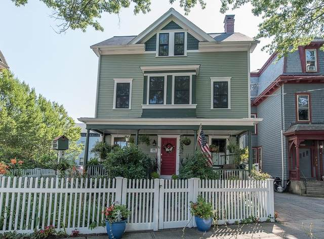 10 Parade Street #2, Providence, RI 02907 (MLS #1289819) :: Nicholas Taylor Real Estate Group