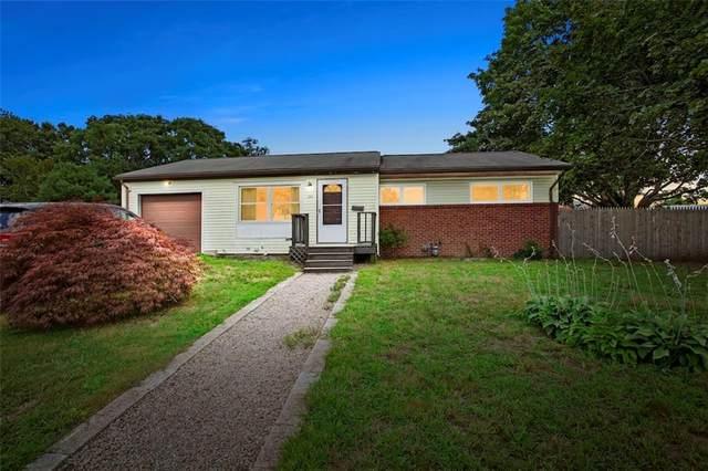 144 Ticonderoga Drive, Warwick, RI 02889 (MLS #1289871) :: The Martone Group