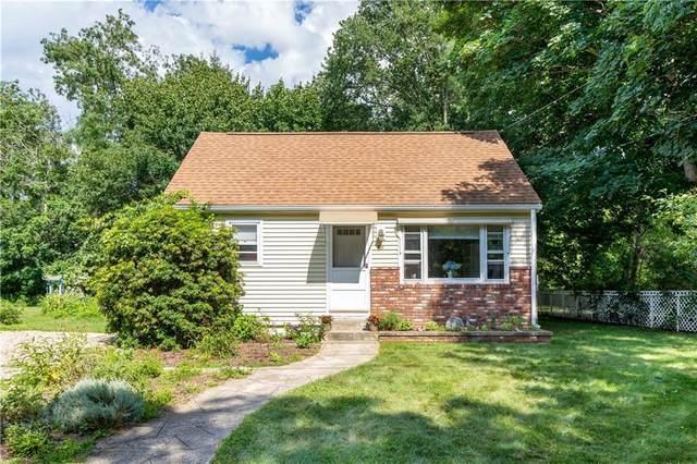 50 Isabelle Drive, Narragansett, RI 02882 (MLS #1289880) :: Westcott Properties