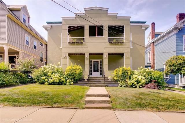 23 Mann Avenue #1, Newport, RI 02840 (MLS #1289894) :: The Martone Group