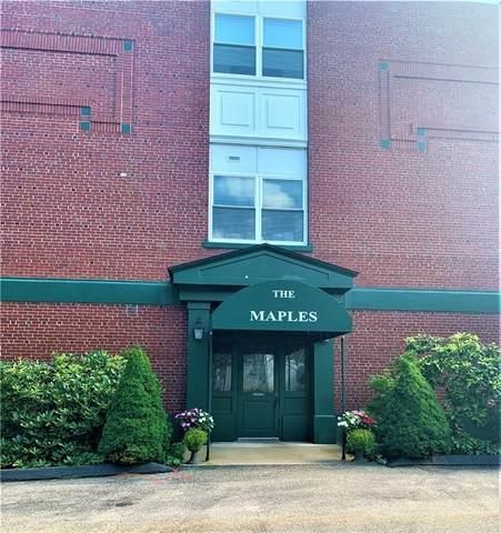 140 High Street #105, Westerly, RI 02891 (MLS #1289897) :: Chart House Realtors