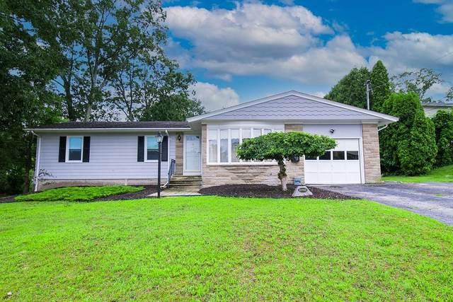 16 Teakwood Drive, Johnston, RI 02919 (MLS #1289933) :: Westcott Properties