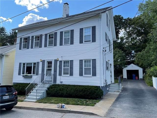 8 Ballou Avenue, Lincoln, RI 02865 (MLS #1289975) :: Welchman Real Estate Group