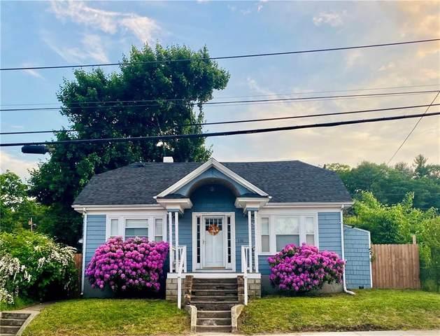 112 Putnam Pike, Johnston, RI 02919 (MLS #1289980) :: Westcott Properties