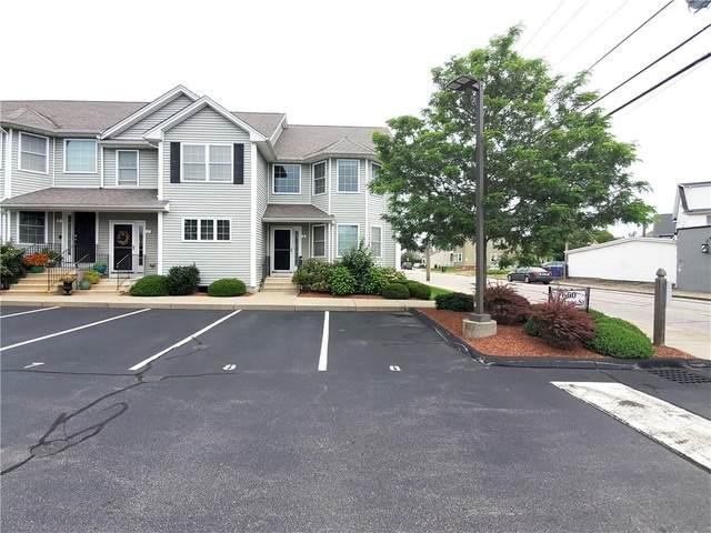 660 Cottage Street #8, Pawtucket, RI 02861 (MLS #1289990) :: Welchman Real Estate Group