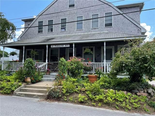 24 Perkins Avenue, Narragansett, RI 02882 (MLS #1290026) :: Nicholas Taylor Real Estate Group