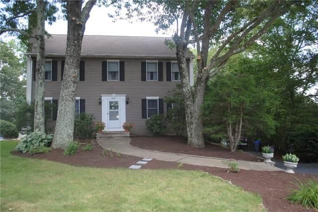 25 Rollingwood Drive, Johnston, RI 02919 (MLS #1290049) :: Westcott Properties