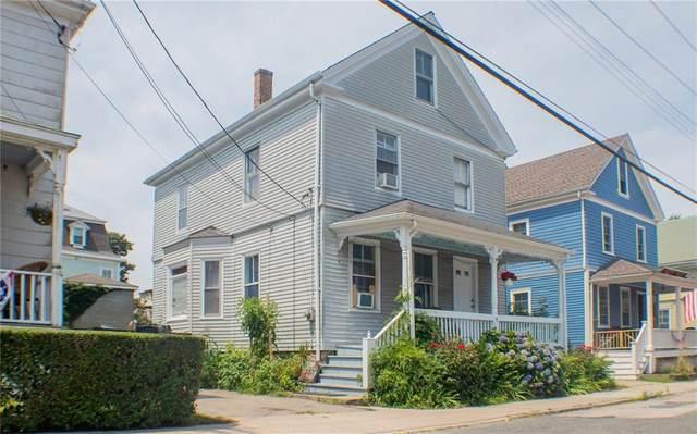 8 Congdon Avenue, Newport, RI 02840 (MLS #1290077) :: Westcott Properties