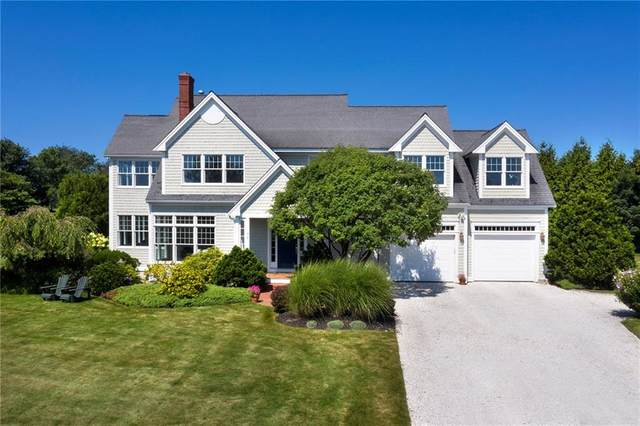 95 East Terrace, Portsmouth, RI 02871 (MLS #1290125) :: Nicholas Taylor Real Estate Group