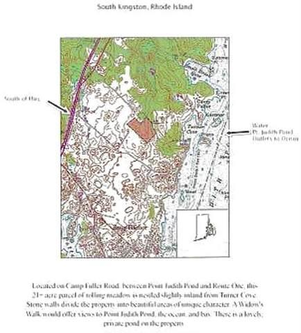 01 Camp Fuller Road, South Kingstown, RI 02879 (MLS #1290218) :: Century21 Platinum