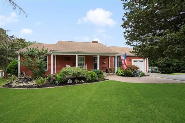 15 Lewis Avenue, Tiverton, RI 02878 (MLS #1290254) :: Nicholas Taylor Real Estate Group
