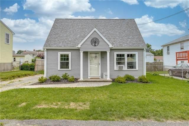12 Baldwin Street, Cumberland, RI 02864 (MLS #1290326) :: Spectrum Real Estate Consultants