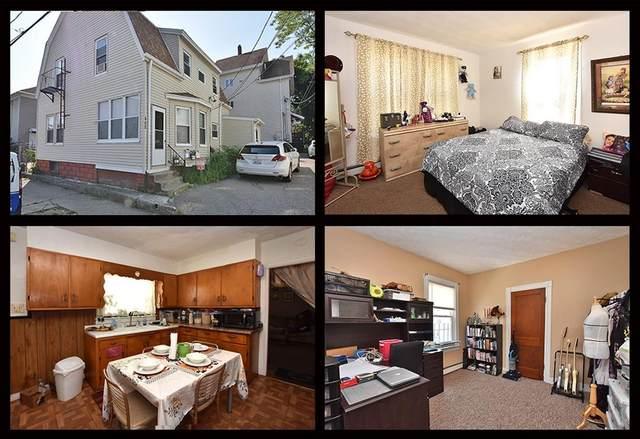 258 Randall Street, Pawtucket, RI 02860 (MLS #1290405) :: Barrows Team Realty