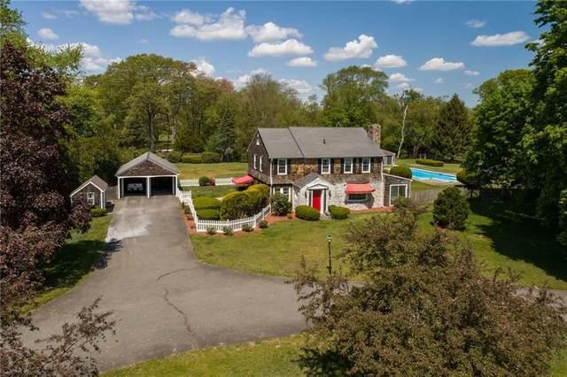 136 Brown Avenue, Seekonk, MA 02771 (MLS #1290542) :: Welchman Real Estate Group