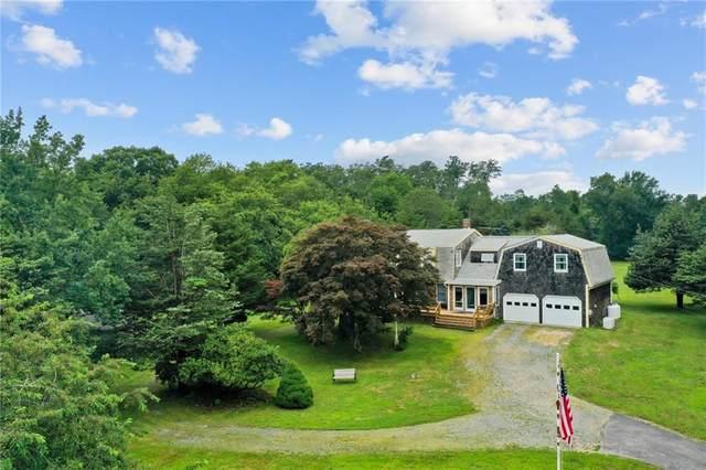 725 North Main Road, Jamestown, RI 02835 (MLS #1290611) :: Nicholas Taylor Real Estate Group