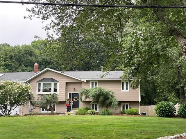 105 Wildflower Drive, Cranston, RI 02921 (MLS #1290620) :: The Seyboth Team