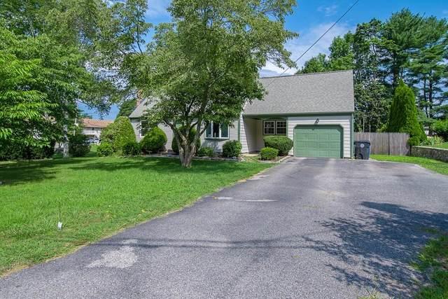 4 Shady Hill Drive Drive, West Warwick, RI 02893 (MLS #1291138) :: The Martone Group