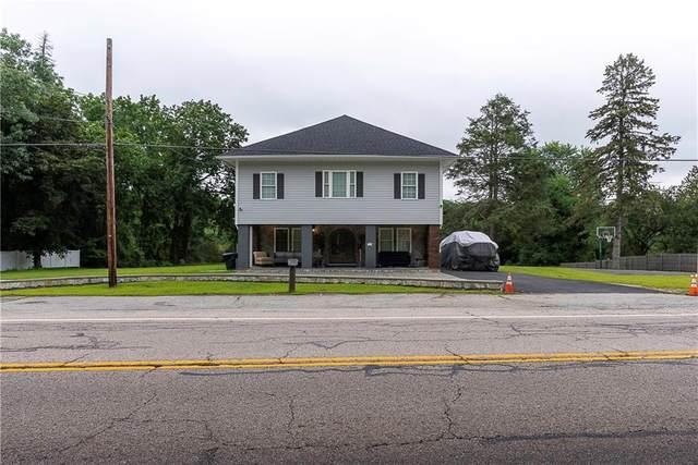 785 Greenville Avenue, Johnston, RI 02919 (MLS #1291195) :: The Martone Group
