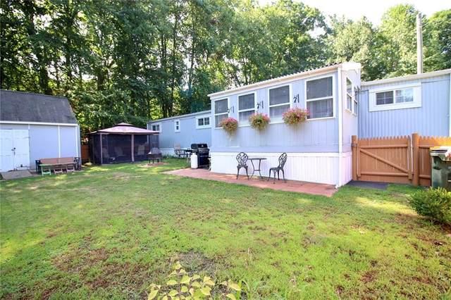 21 Woodridge Drive, Burrillville, RI 02839 (MLS #1291245) :: Dave T Team @ RE/MAX Central