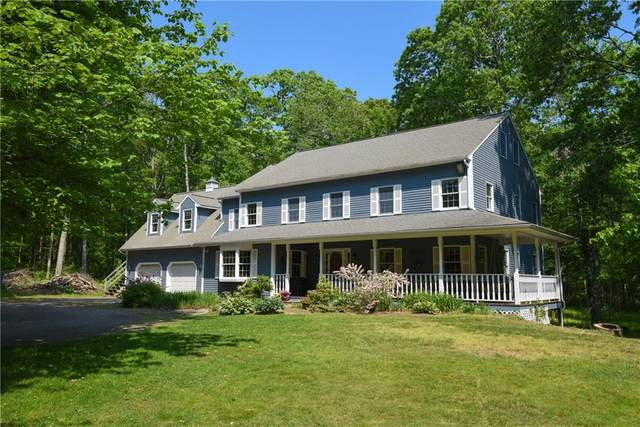 555 Rocky Hill Road, Scituate, RI 02857 (MLS #1291292) :: Nicholas Taylor Real Estate Group