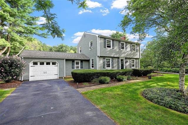 84 Wedgewood Drive, Seekonk, MA 02771 (MLS #1291340) :: Dave T Team @ RE/MAX Central