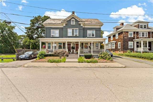 41 Lyon Street, Pawtucket, RI 02860 (MLS #1291468) :: The Seyboth Team