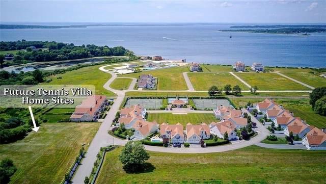 195 Newport Harbor (4T) Drive, Portsmouth, RI 02871 (MLS #1291603) :: Barrows Team Realty
