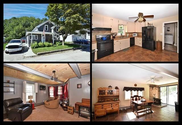 58 Bates Avenue, Coventry, RI 02816 (MLS #1291606) :: Spectrum Real Estate Consultants