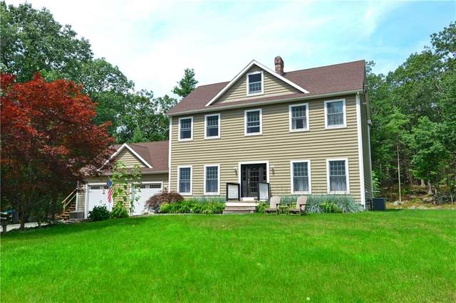 20 T. Parker Road, Foster, RI 02857 (MLS #1291678) :: Dave T Team @ RE/MAX Central