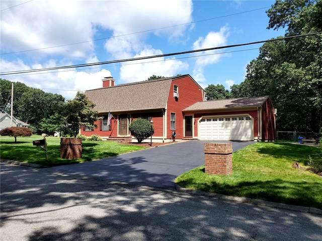 1066 Central Avenue, Johnston, RI 02919 (MLS #1291796) :: Nicholas Taylor Real Estate Group