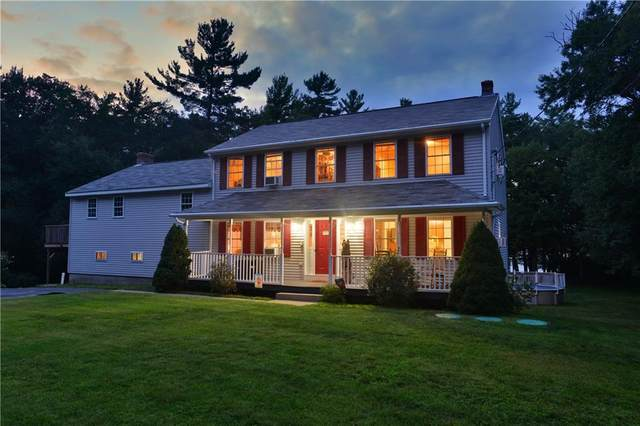 44 Old Hickory Road, West Greenwich, RI 02817 (MLS #1291971) :: Dave T Team @ RE/MAX Central