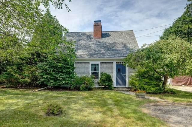 377 Stone Church Road, Tiverton, RI 02878 (MLS #1292072) :: Welchman Real Estate Group