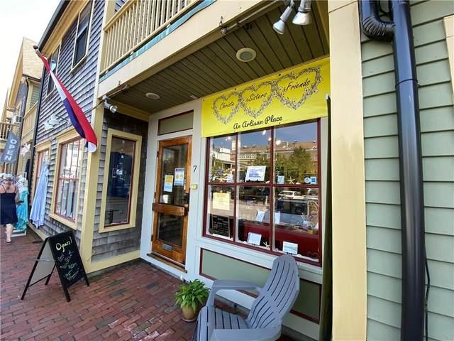 7 Christies Landing #7, Newport, RI 02840 (MLS #1292217) :: Edge Realty RI