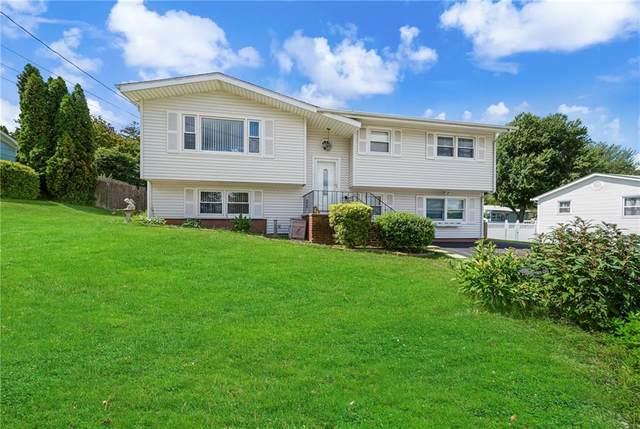 172 Monterey Drive, West Warwick, RI 02893 (MLS #1292244) :: The Martone Group