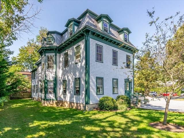 5 Clay Street F, Newport, RI 02840 (MLS #1292293) :: Onshore Realtors