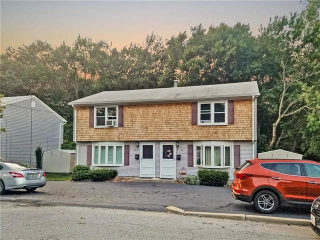 25 Reed Street #17, Warwick, RI 02886 (MLS #1292360) :: Nicholas Taylor Real Estate Group