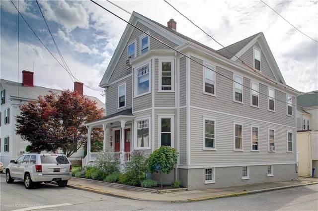 44 Charles Street, Newport, RI 02840 (MLS #1292593) :: Spectrum Real Estate Consultants